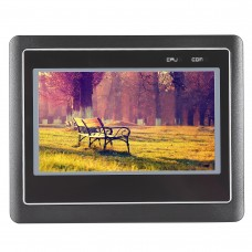 "4.3"" TFT Colour Touchscreen"