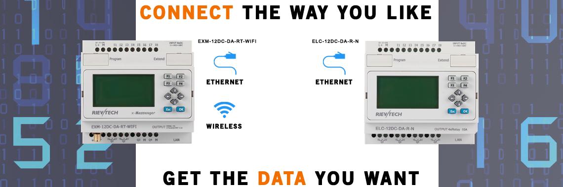 Ethernet PLCs